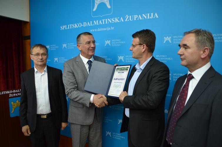 LokalnaHrvatska.hr  Zahvala za pomoc poplavljenom podrucju Posavine