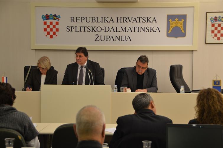 Održana 25. sjednica Županijske skupštine