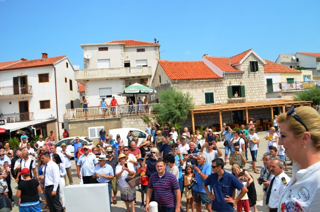 Predsjednica Republike Hrvatske posjetila je otoke Hvar i Korčulu te poluotok Pelješac